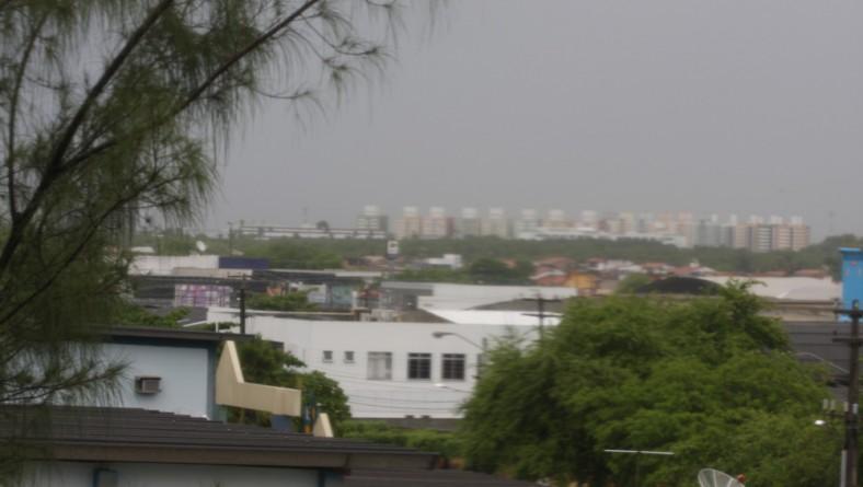 Chuvas permanecem até a próxima quarta-feira, 4