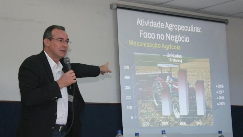 Agricultura estadual é destaque em aula inaugural da UFS