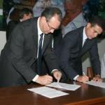 Sergipe e Bahia firmam acordo de cooperação técnica  - Fotos: Luiz Carlos Lopes Moreira/ Seagri