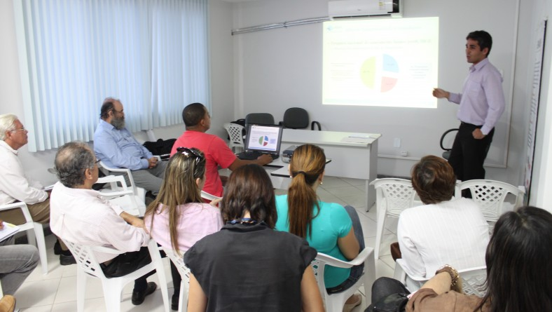 Oficina debate inundações em Sergipe