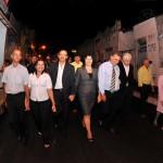 Governadora visita e autoriza início de obras em sua cidade natal -