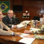 Déda confirma planta industrial da Fafen - O governador Marcelo Déda