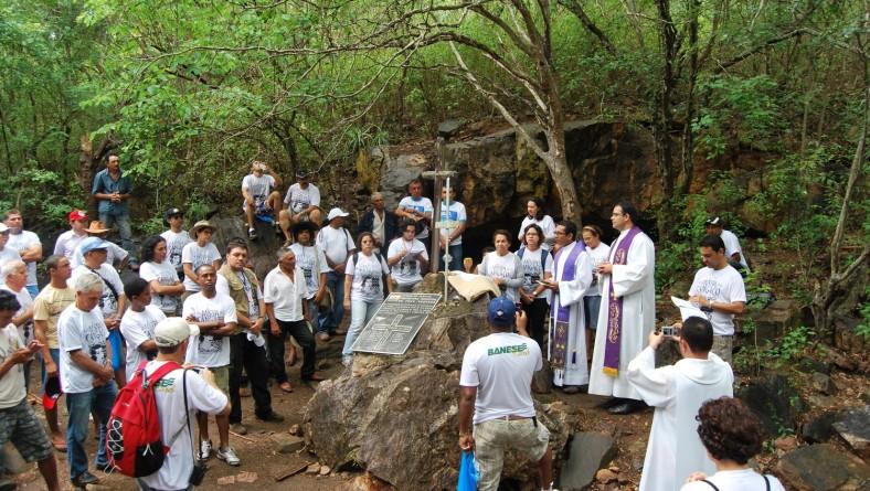Semarh participa da XIV missa do Cangaço