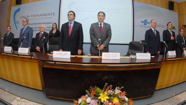 Apoio às MPEs em Sergipe é destaque no 2º Encontro Nacional dos Fóruns Regionais em Brasília/DF