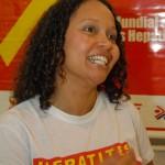 Saúde sensibiliza população para o perigo das hepatites - Fotos: Wellington Barreto/SES