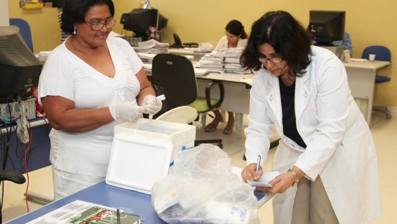 Maternidade conclui imunização dos profissionais de saúde