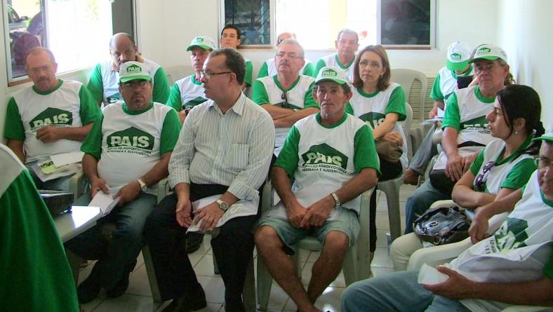 Perímetro Piauí recebe unidade demonstrativa do Pais em Lagarto