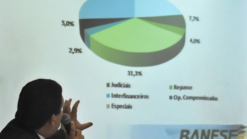Jornal Valor Econômico destaca lucro do Banese de 94%  no primeiro semestre