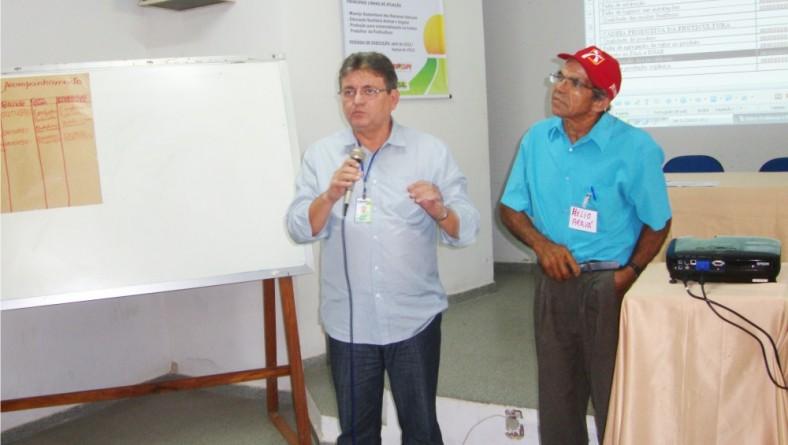 Emdagro e agricultores definem plano de ação de Ater para atender as chamadas públicas
