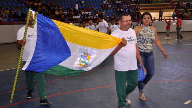 Saúde promove inclusão social através de campeonato de futsal
