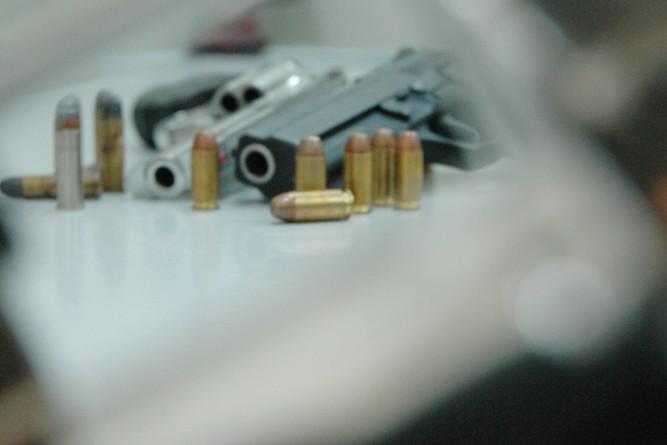 Sergipe registra crescimento histórico de apreensões de armas de fogo