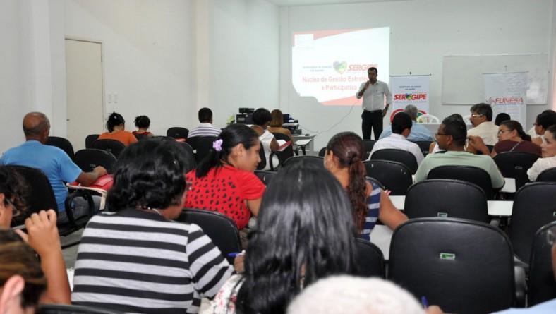 Saúde promove oficina de capacitação para Conselheiros Municipais