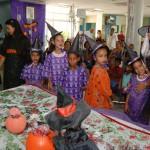 Centro de Oncologia promove Halloween para crianças em tratamento -