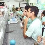 ITPS realiza palestra para aproximar a Química do cotidiano de estudantes de Socorro   - Fotos: Vieira Neto/Sedetec