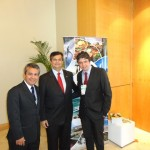 a participação de Sergipe na FIT 2011 reinseriu o estado na vitrine internacional do turismo / Fotos: Ascom/Setur
