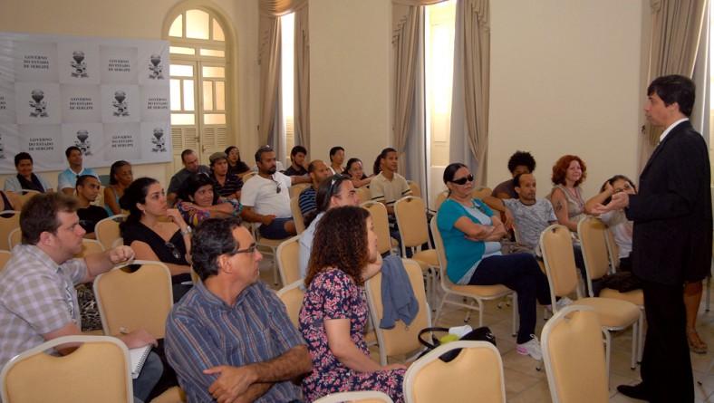 Workshop Secult/Itaú Cultural acontece entre 24 e 26 de novembro