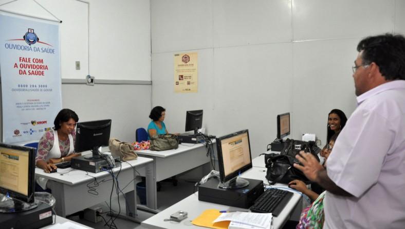 Saúde capacita servidores das coordenadorias para operarem Sistema Ouvidor SUS