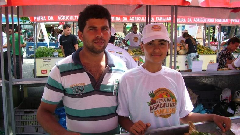 Cohidro participa da Feira da Agricultura Familiar em Lagarto