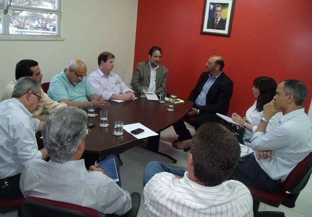 Tesouro Nacional autoriza negociação para investimentos no rio Sergipe