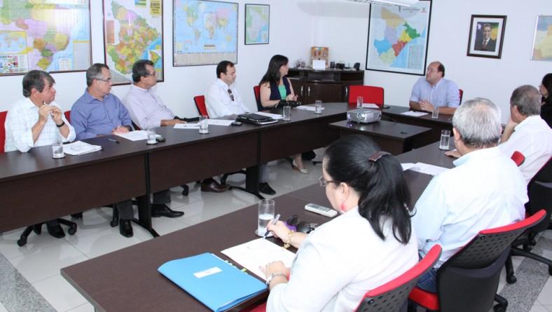 Governo inicia reativação do Conselho de Desenvolvimento do Comércio através da Sedetec