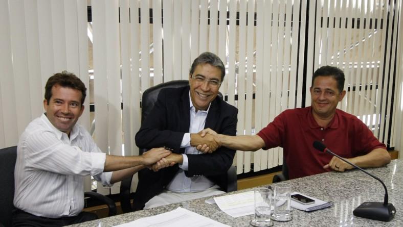 Déda encontra consenso para execução da obra da duplicação da BR 101 em Umbaúba e Cristinápolis