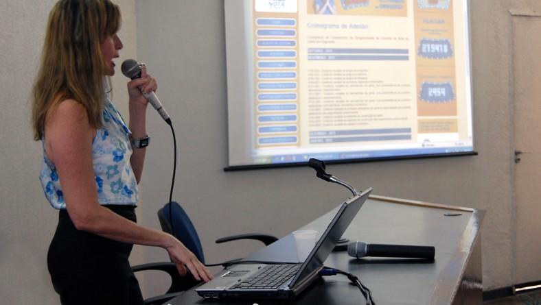 Sefaz realiza reunião sobre Nota da Gente com profissionais técnicos