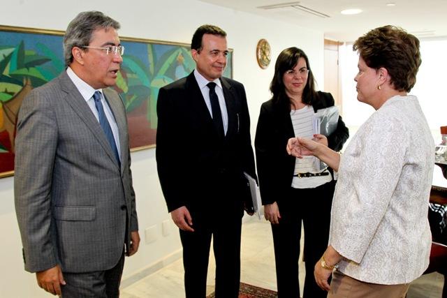 Após pedido do governador, Dilma Rousseff autoriza liberação de recursos para o Canal de Xingó