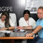 Projeto Qualidade de Vida chega à sede da Seplag - Fotos: Vitor Ribeiro/Seplag