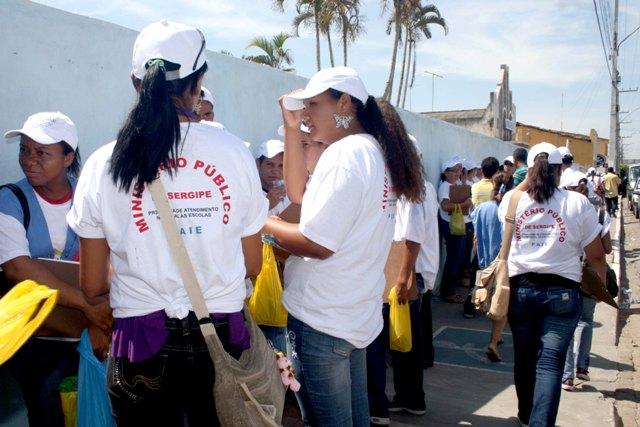 Educação e MPE realizam último pós-censo 2011 em Ilha das Flores