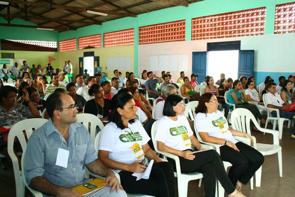 População de Siriri solta a voz na 15ª Consocial em Sergipe