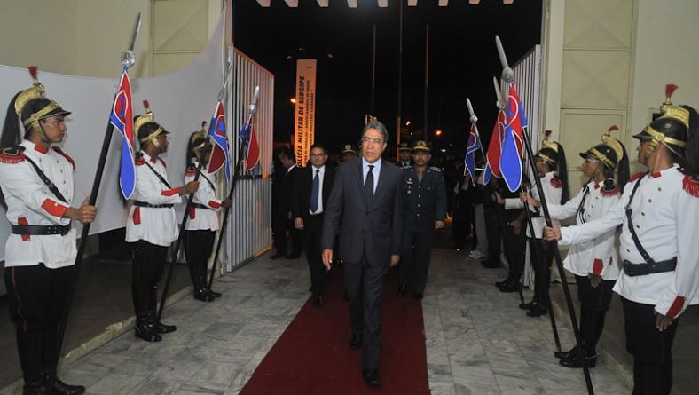 Governador participa de solenidade de promoção de oficiais da Polícia Militar e Corpo de Bombeiros