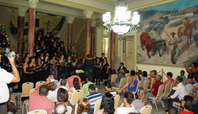 Palácio-Museu encerra temporada de eventos