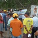 Dia de Campo aborda agricultura familiar sustentável - Fotos: Ascom/Emdagro