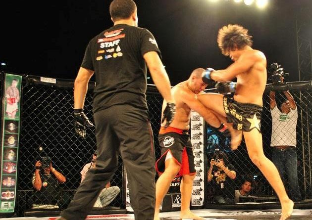 Com apoio do Governo do Estado, sergipano vence o Maceió Fight Championship