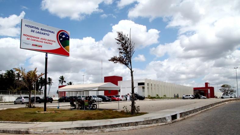 Hospital de Lagarto é um dos mais resolutivos da rede estadual
