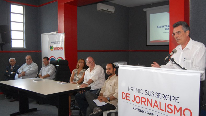 Prêmio SUS Sergipe de Jornalismo terá premiação de R$ 33,5 mil