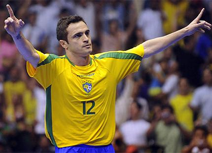 Aracaju se prepara para receber a Seleção Brasileira de Futsal