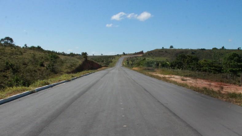 Rodovia SE-488 entre Umbaúba e Indiaroba está concluída