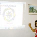 Seed apresenta o Programa Mais Educação para escolas de área vulnerável  - A coordenadora estadual do Programa Mais Educação