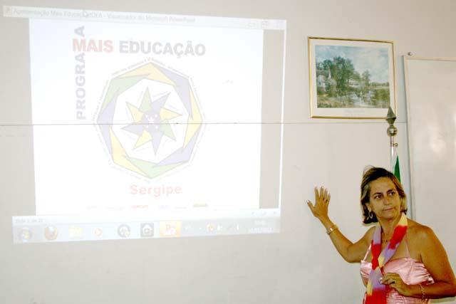 Seed apresenta o Programa Mais Educação para escolas de área vulnerável