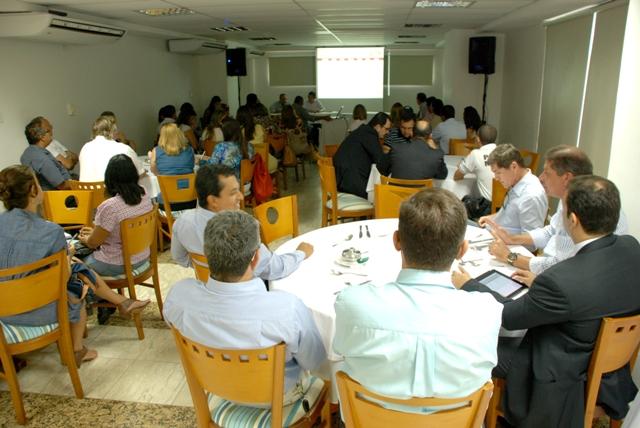 Emsetur divulga calendário para 2012 no Café com o Trade