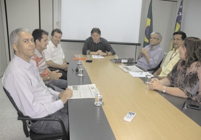Emdagro e prefeitura de Umbaúba discutem demandas importantes para o município