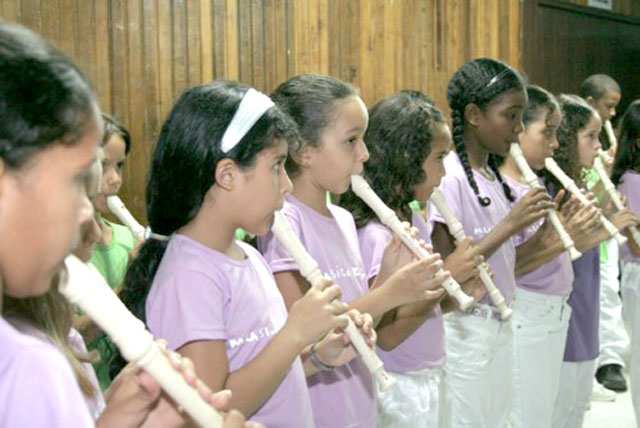 Conservatório de Música dará início à renovação de matrícula do curso de Musicalização