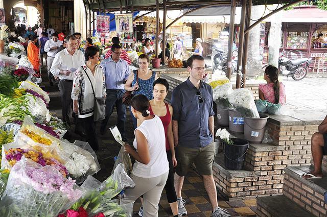 Técnicos do BID estão em SE analisando projetos para o turismo