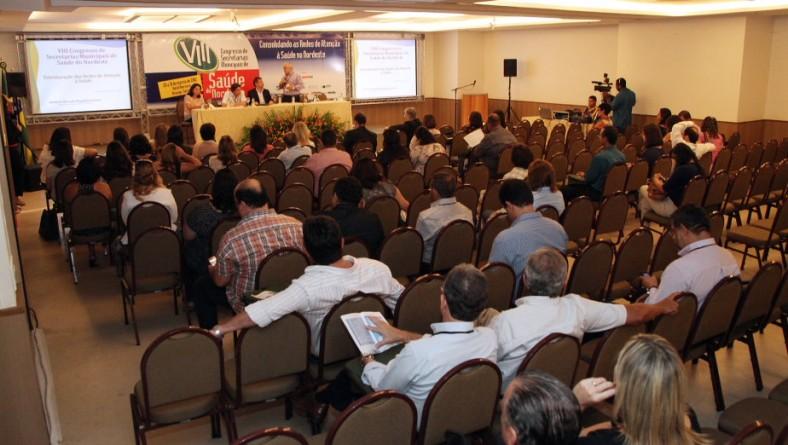 Fundação Hospitalar expõe avanços no Congresso de Secretarias