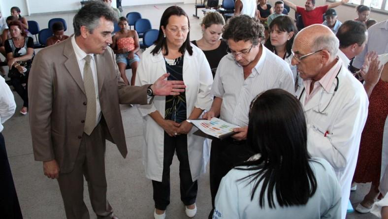 Huse será incluído em programa de melhorias do Ministério da Saúde