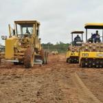 Jackson Barreto visita obras em três municípios do Sul do estado  -