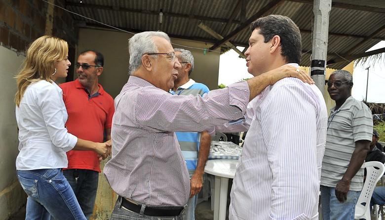 Jackson Barreto visita obras em três municípios do Sul do estado