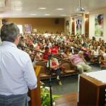 Artesãs entregam Plano de Apoio ao Artesanato ao Governo do Estado   - Fotos: Ascom/Emdagro