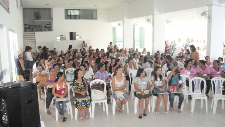 Emdagro promove seminário para artesãs de 14 municípios sergipanos